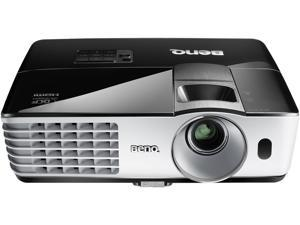 BenQ MH630 1920x1080 FHD 3000 ANSI Lumens, HDMI / Dual VGA Inputs, Built-in Speakers, Audio in/out jack, 3D Ready DLP Projector