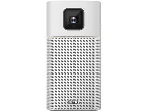BenQ GV1 Portable Projector with Google Cast & AirPlay, Bluetooth Speaker, Wi-Fi (or Wireless Display), USB-C