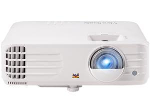 ViewSonic PX703HD 1080p Projector with 3500 Lumens DLP 3D Dual HDMI Sports Mode and Low Input Lag for Gaming, Enjoy Sports and Streaming with Dongle