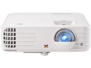 """ViewSonic PX701-4K 4K UHD 3200 Lumens 240Hz 4.2ms Home Theater Projector with HDR, Auto Keystone, Dual HDMI, Sports and Netflix Streaming with Dongle on up to 300"""" Screen"""