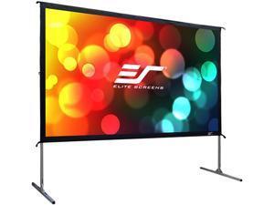 "Elite Screens OMS90H2 Yard Master 2 Series 90"" 16:9 Outdoor Projector Screen"