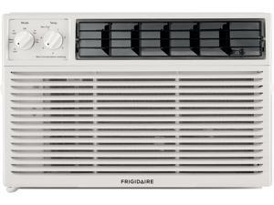 Frigidaire 8000 BTU Window-Mounted Room Air Conditioner, White FFRA081ZAE