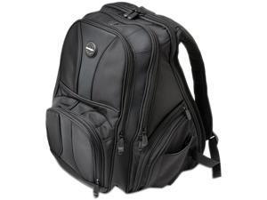 Kensington Black Contour Overnight Backpack Model K62594AM