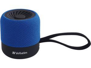 Verbatim Portable Bluetooth Speaker System - Blue