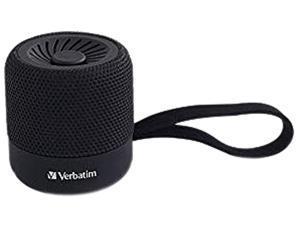 Verbatim Portable Bluetooth Speaker System - Black