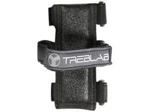 Treblab Bluetooth Speaker Mount - Universal Speaker Mount for Bike, Golf Cart Railing - Adjustable Strap Holder Compatible with Most Portable Speakers