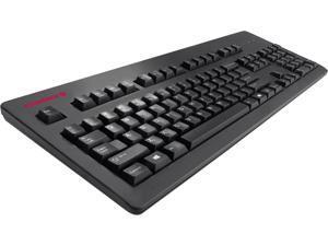Cherry - G80-3494LTCEU-2 - CHERRY G80-3494 MX Silent Keyboard - Cable Connectivity - USB 2.0 Interface - 104 Key -