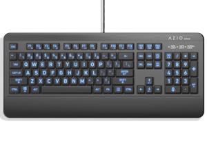 AzIO KB530 Antimicrobial Keyboard (PC)