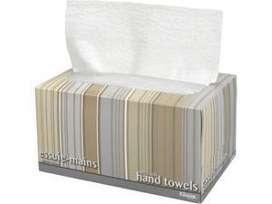 Kleenex Hand Towels (11268), Ultra Soft and Absorbent, Pop-Up Box, 70 Paper Hand Towels / Box