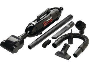 MetroVac VM12500T Vac N Blo 500 Watt Hand Vac and Blower with Turbo Brush, Black