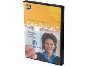 Zebra P1031774-001 CardStudio Software Standard Edition for ID Card Printing