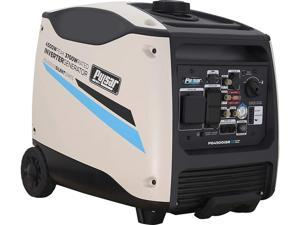 Pulsar Products PG4500iSR, 4500W Portable Quiet Inverter Remote Start & Parallel Capability, CARB Compliant Generator