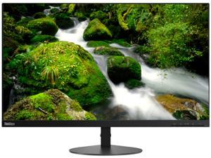 Lenovo 61C7KCR1US ThinkVision S27i-10 27-Inch LED Backlit LCD Monitor, Black