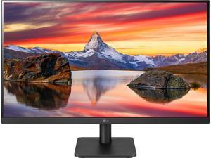 """LG 27"""" 27MP400-B 1920 x 1080 Full HD IPS 75Hz HDMI D-Sub FreeSync VESA Tilt Monitor"""