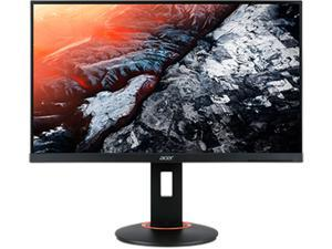 """Acer XF250Q Cbmiiprx 25"""" (Actual Size 24.5"""") Full HD 1920 x 1080 1ms 240Hz DisplayPort HDMI G-Sync Compatible and AMD FreeSync Gaming Monitor"""