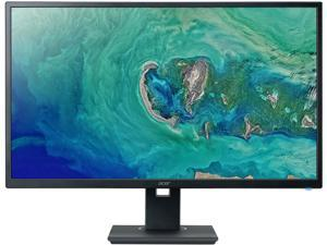 "Acer ET322QK BBMIIPRX 32"" Black VA 100% sRGB HDR10 LED Monitor 3840 x 2160 4K Widescreen AMD FreeSync Technology, Ergo Stand, 2x HDMI, DisplayPort, Speaker"