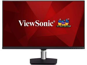 """Viewsonic TD2455 24"""" (Actual size 23.8"""") Full HD 1920 x 1080 HDMI DisplayPort USB Type-C USB Hub Built-in Speakers Anti-Glare LED Backlit 10 Point Touch IPS Monitor"""