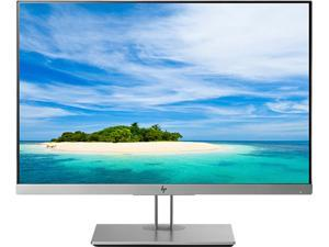 "HP EliteDisplay E243i 24"" Silver Monitor, WUXGA 1920 x 1200, 5 ms, 300 cd/m², VGA, HDMI, DisplayPort"