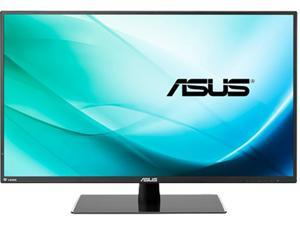 "ASUS VA32AQ 32"" (Actual size 31.5"") 2560 x 1440 WQHD 2K 5ms HDMI DisplayPort VGA Built-in Speakers Eye Care Monitor with Ultra Low-Blue Light, Flicker-Free and Embedded 7.5W USB Fast-Charging"