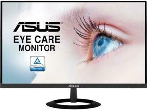 "ASUS VZ249HE 24"" (Actual size 23.8"") Full HD 1920 x 1080 VGA HDMI ASUS Eye Care with Ultra-Low Blue Light & Flicker Free FrameLess LED Backlit IPS Monitor"