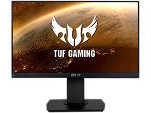 "Asus TUF Gaming VG249Q 23.8"" Monitor 144Hz Full HD (1920 x 1080) 1ms IPS Extreme Low Motion Blur FreeSync Eye Care DisplayPort HDMI D-Sub"