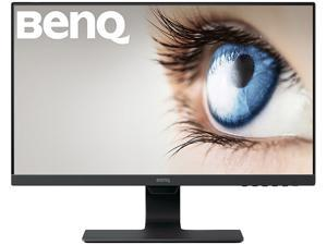 "BenQ BL2480 24"" (Actual size 23.8"") Full HD 1920 x 1080 60Hz 5ms VGA HDMI DisplayPort Built-in Speakers Eye-Care Technology Slim Bezel LED Backlit IPS LCD Monitor"