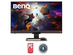 "BenQ Entertainment EW3280U 32"" 4K Ultra HD 3840 x 2160 5ms 2 x HDMI, DisplayPort, USB Type-C Built-in Speakers Flicker-Free Low Blue Light FreeSync WLED IPS Gaming Monitor"