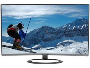 "Sceptre C325W-1920R 32"" 5ms Ultra Slim Curved Monitor, DCR 12,000:1, VESA Mountable, Viewing Angle 178/178, HDMI, Displayport, VGA, US Warranty"