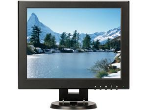 "TPEKKA 12"" Inch HDMI/BNC/AV/VGA Input 4:3 /16:9 TFT LCD Monitor PC Computer Display Screen Professional Industrial-grade Easy-to-use"