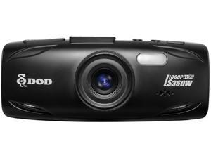 DOD-LS360W Full HD Dash Camera with WDR Technology