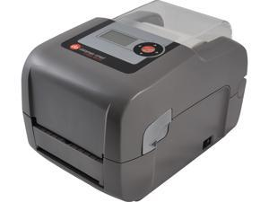 "Honeywell E-4206P E-Class Mark III 4"" Direct Thermal Desktop Barcode and Label Printer, 203 dpi, LCD, Serial, Parallel, USB, LAN, USB Host, RTC, Autoranging - EP2-00-0J000P00"