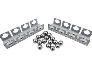 APG PK-4BB Ball Bearing Kit: (2) Ball Bearing Retainers and (16) Ball Bearings