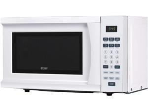 Commercial Chef CHM770W 700 Watt Counter Top Microwave Oven, 0.7 Cubic Feet, White