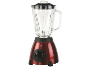 Continental Electric 5 Speed Blender, Red CM42145