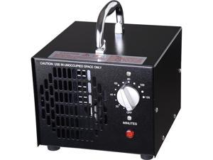 3500mg Ozone Generator Commercial Industrial O3 Air Black Purifier Deodorizer Sterilizer w/ Handle