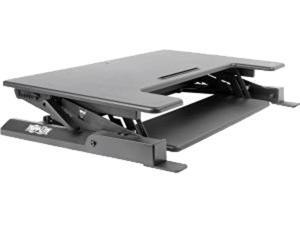 Tripp Lite WorkWise Height-Adjustable Sit-Stand Desktop Workstation, 36 x 22 in. Monitor Platform (WWSSD3622)