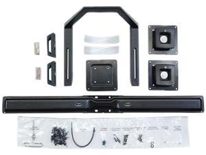 "Ergotron 97-783 Dual Monitor & Handle Kit, 17""-26"", max load 36lbs"