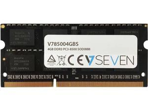 V7 MEMORY V785004GBS 4GB DDR3 1066MHZ SODIMM