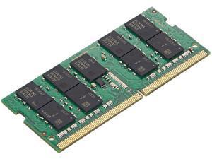 Lenovo 32GB (1x32GB) DDR4 2666MHz 260pin SoDIMM Memory Module - 4X70S69154