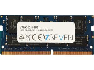 V7 - V71920016GBS - V7 16GB DDR4 SDRAM Memory Module - 16 GB (1 x 16 GB) - DDR4 SDRAM - 2400 MHz DDR4-2400/PC4-19200 -