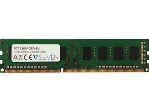 V7 4GB DDR3 PC2-5300 1600Mhz 1.8V DIMM Desktop Memory Module - V7128004GBD-LV
