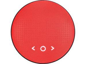 TIC Cookie Ultra-Portable Bluetooth Speaker - Red