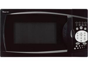 Magic Chef MCM770B 0.7 Cubic-ft, 700-Watt Microwave with Digital Touch
