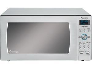 Panasonic 1.6 Cu. Ft. Built-In/Countertop Cyclonic Wave Microwave Oven with Inverter Technology, Stainless Steel NN-SD775S