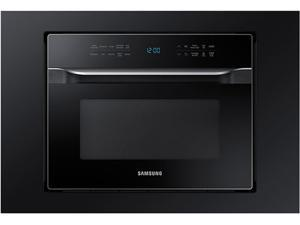 Samsung MC12J8035CT 1.2 cu. ft. Counter Top Convection Microwave with Power Convection & PowerGrill Duo™, Black