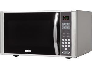 RCA 1.1 cu. ft. Countertop Microwave - Stainless Steel