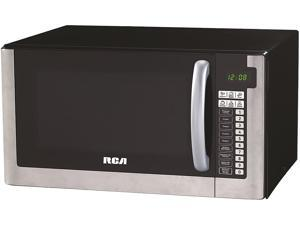 RCA 1.6 Cu Ft Microwave Stainless Steel