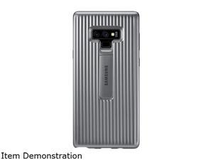 SAMSUNG NOTE 9 SLVR PROTECTIVE STANDING