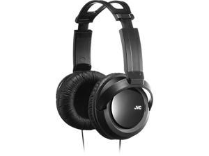 JVC HARX330BK HEADPHONE,FULL-SIZE,BLACK