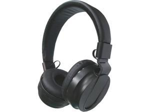 Cushion Stereo Headphones w/Vol Cntrl